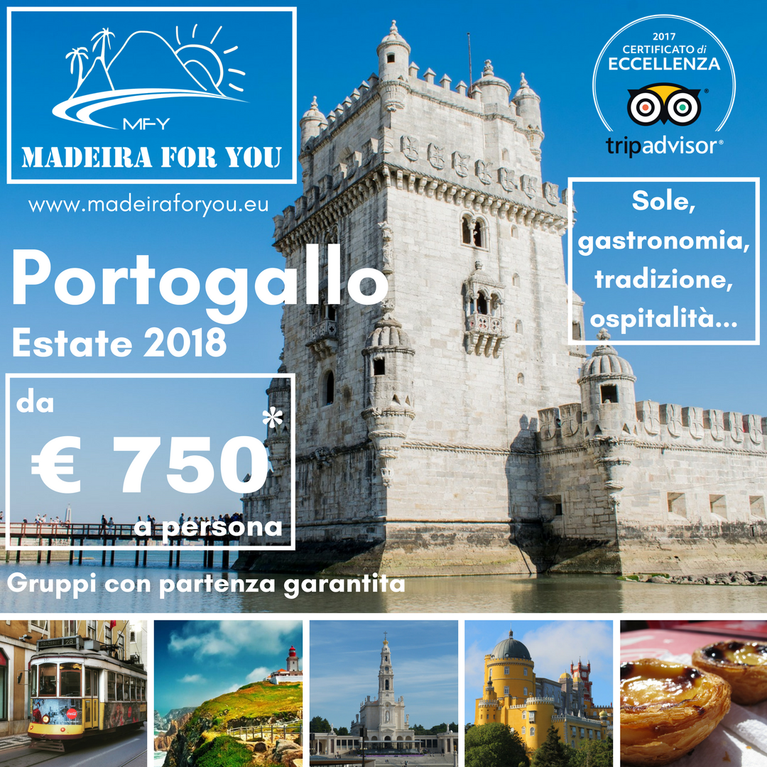 Portogallo Estate 2018 Post Instagram