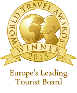 Europe's Leading Tourist Board 2015